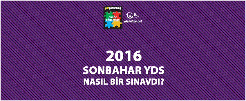2016 YDS