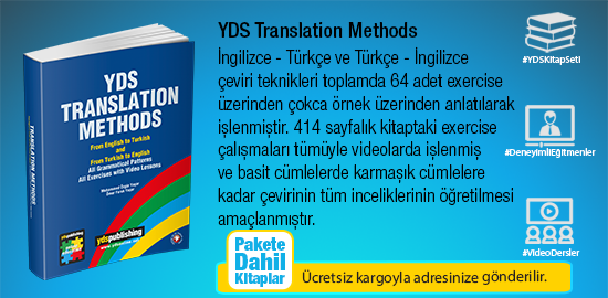 Translation Methods Kitabı