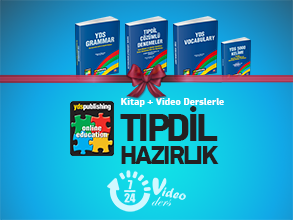 YDS Online Eğitim Paketleri