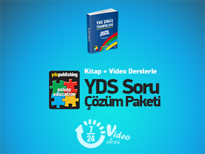 YDS Soru Çözüm Paketi