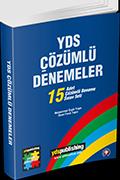YDS Çözümlü Denemeler- YDS Hazırlık Kitapları