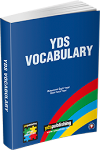 YDS Vocabulary Kitabı