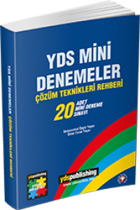 YDS Mini Denemeler Seti