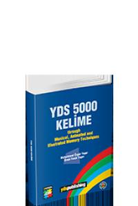 YDS 5000 Kelime Kitapçığı