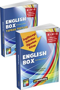 English Box ve English Box Yaprak Testler