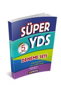 Süper YDS Deneme Seti (5'li)